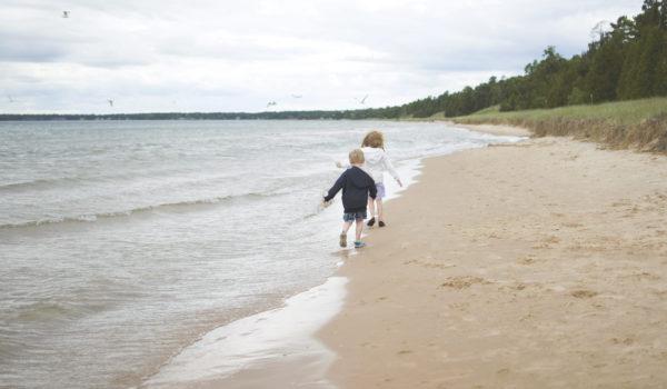 Amateaur_Jennifer Byard_Enjoying Lake Michigan